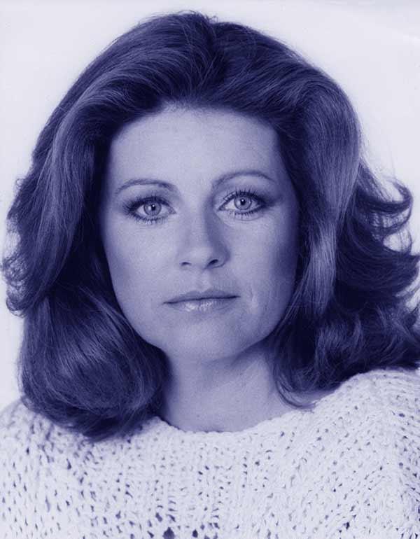 Image of American actress, Patty Duke