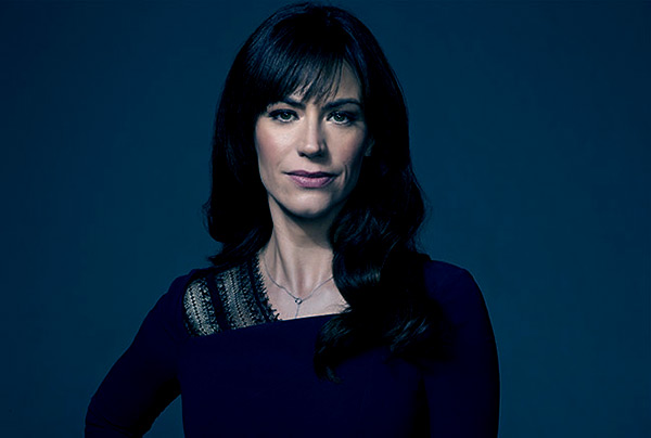 Image of American actress, Maggie Siff