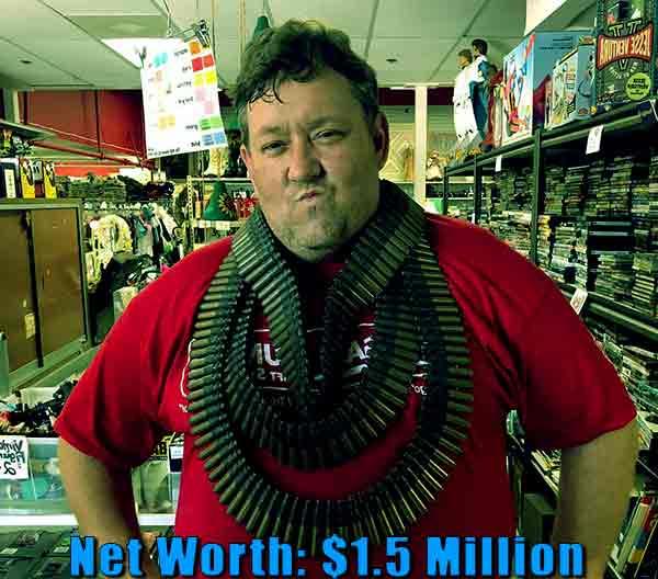 Image of TV Personality, Rene Nezhoda net worth is $1.5 million