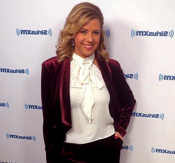 Image of American actress, Jodie Sweetin