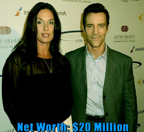 Image of Shawna Brannon husband Tony Horton net worth is $20 million