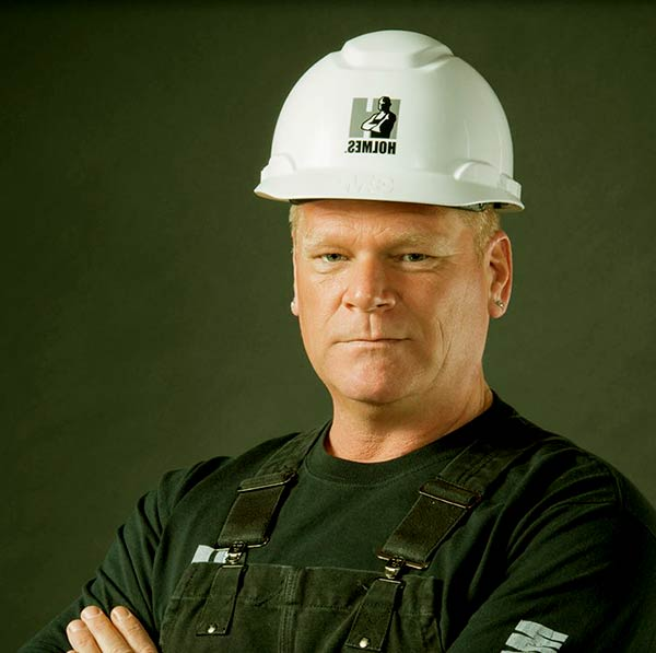 Image of Canadian businessman, Mike Holmes
