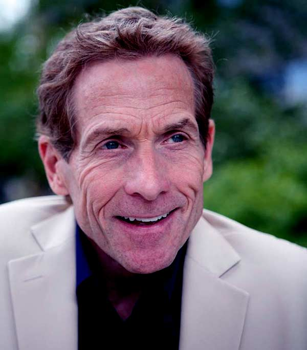 Image of American Sports Columnist, Skip Bayless