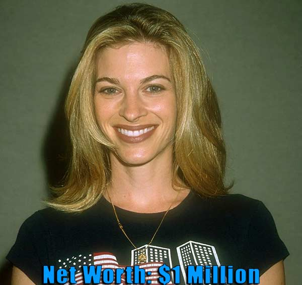 Image of Actor, Tracy Melchior net worth is $1 million