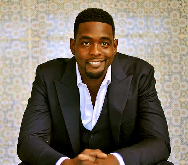 Image of American basketball player, Chris Webber