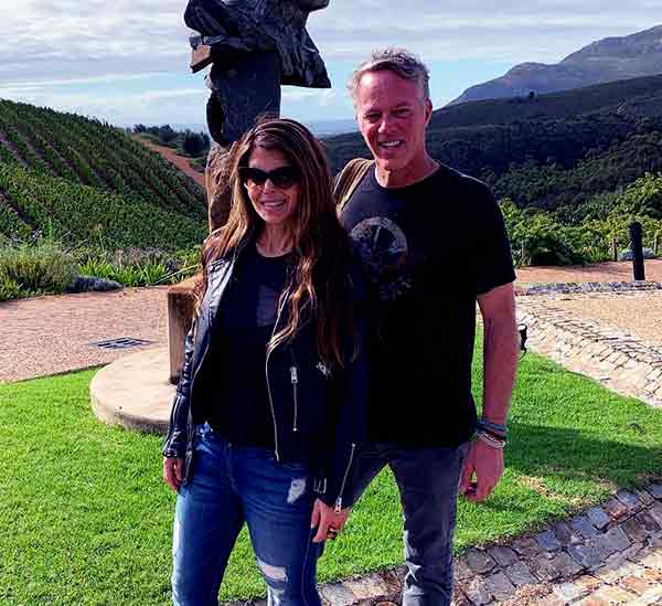 Image of Amie Yancey with her husband Scott Yancey