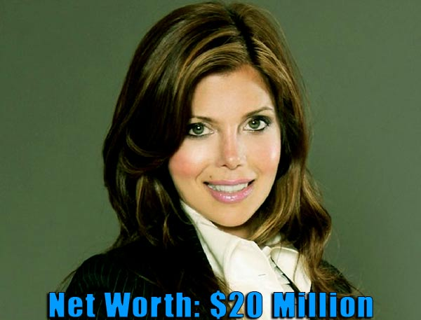 Image of TV Personality, Amie Yancey net worth is $20 million