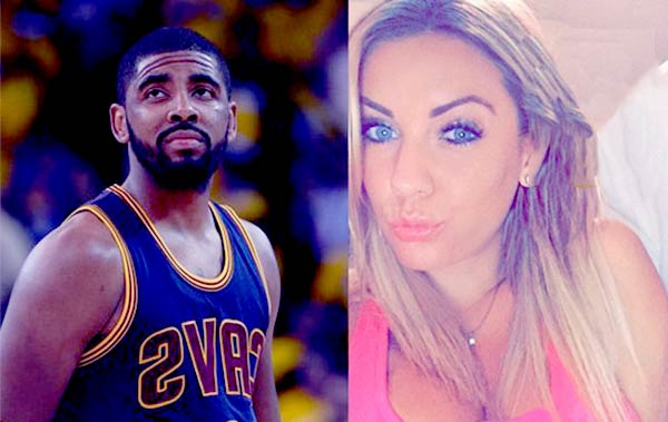 Image of Andrea Wilson's ex-boyfriend, Kyrie Irving