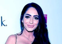 Image of Angelina Pivarnick net worth, husband, married, before and after
