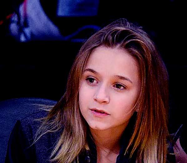 Image of Ella Rae Wahlberg daughter of Mark Wahlberg