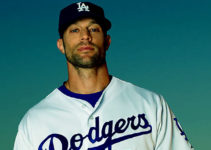 Image of Gabe Kapler salary and net worth. Know his wife, children, career, stats