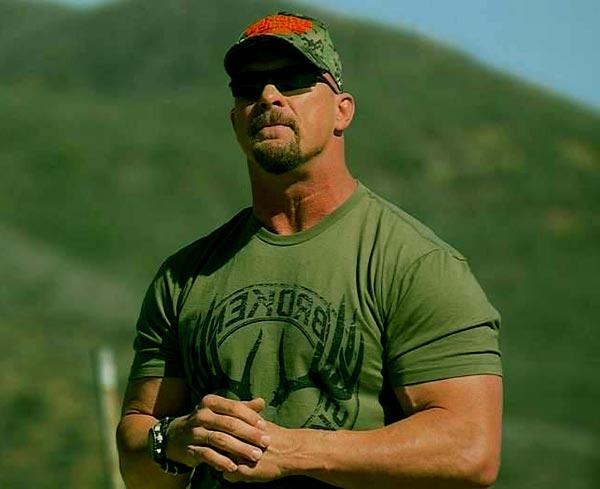 Image of Former wrestler, Steven Anderson