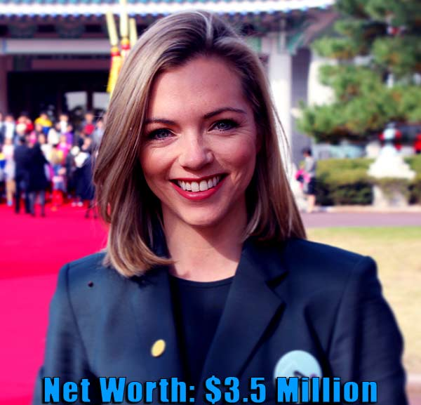 Kayla Tausche Salary and Net Worth in CNBC  Know her Husband