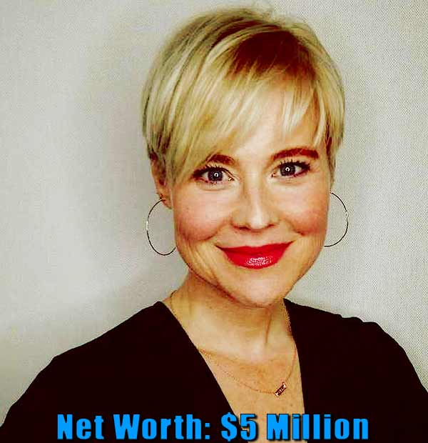 Image of Actress, Kristin Booth who has a net worth of $5 million