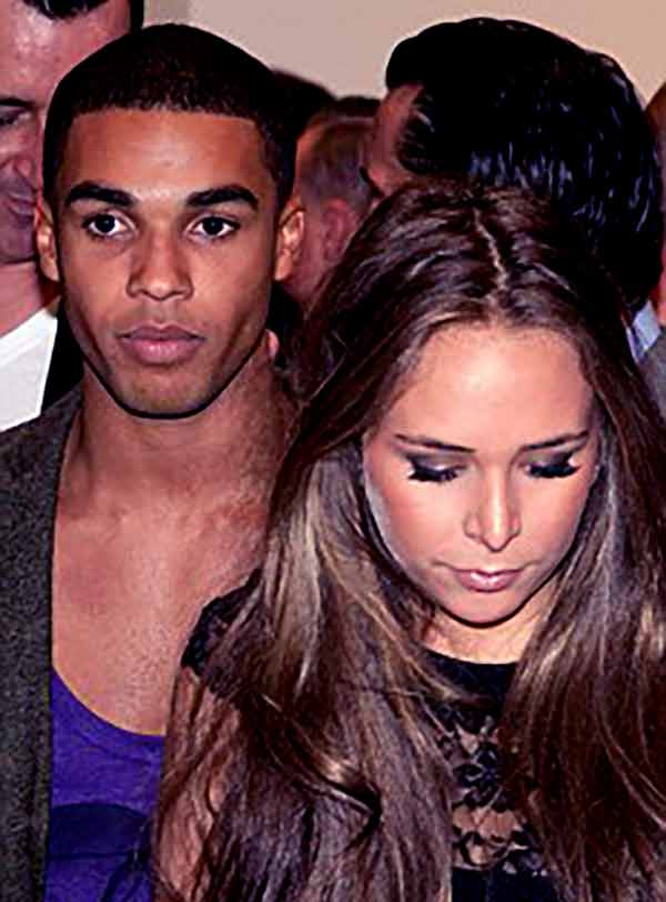 Image of Lucien Laviscount and Chole Green in Birmingham