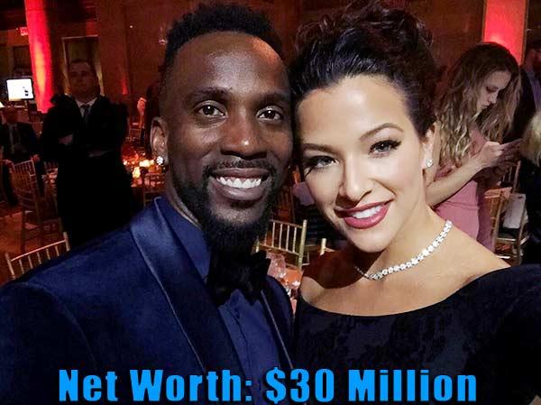 Image of Maria Hanslovan husband Andrew McCutchen net worth is $30 million