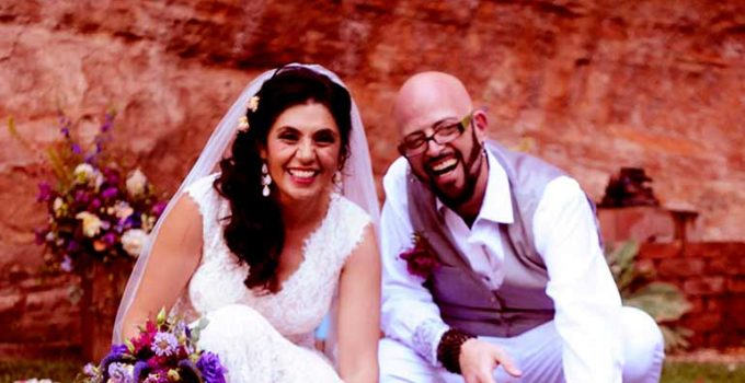 Image of Minoo Rahbar married, husband Jackson Galaxy, net worth, wiki, bio