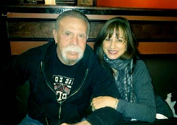 Image of Paul Teutul Sr with her ex wife Beth Ann Santos