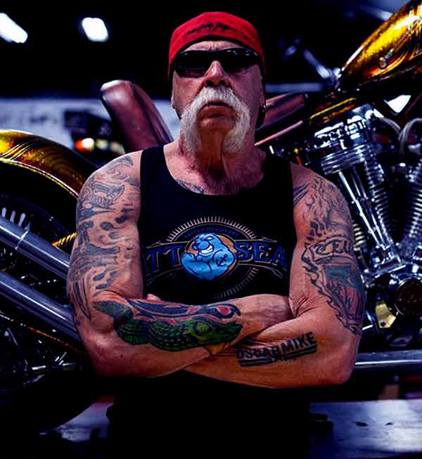 Image of Paul Teutul sr. from TV series, American chopper