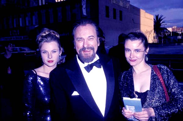 Image of Rip Torn with his daughter Danae Torn and Angelic Page
