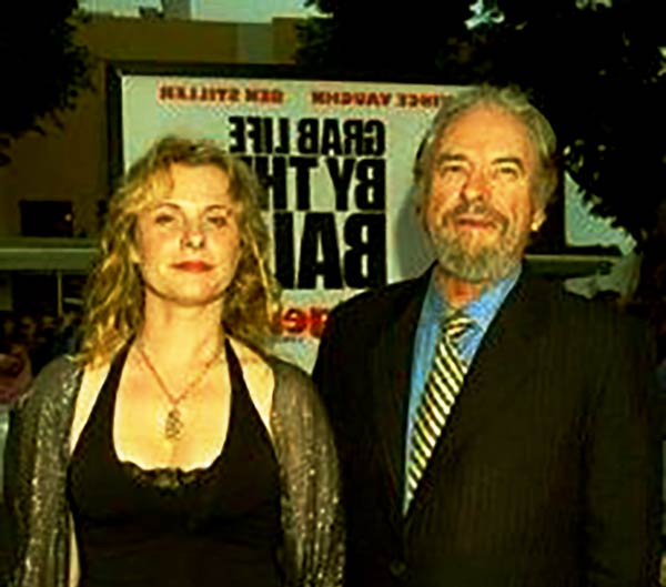 Image of Rip Torn with his first wife Amy Wright