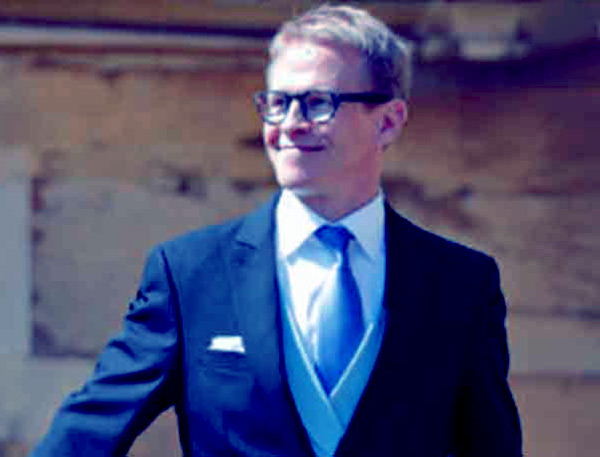 Image of Financial Analyst, Santtu Seppala, the husband of actress Sarah Rafferty