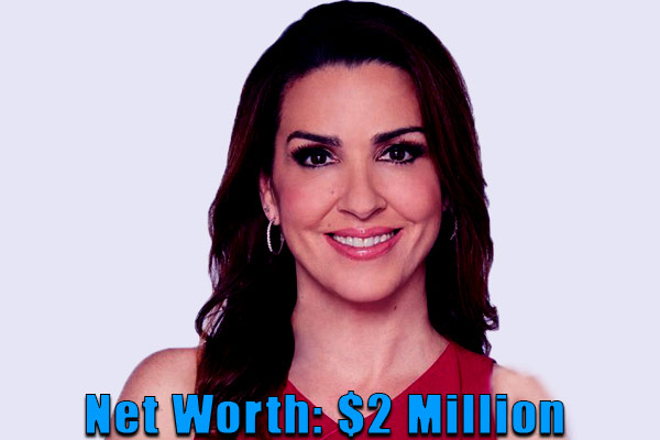 Image of Journalist, Sara Carter net worth is $2 million