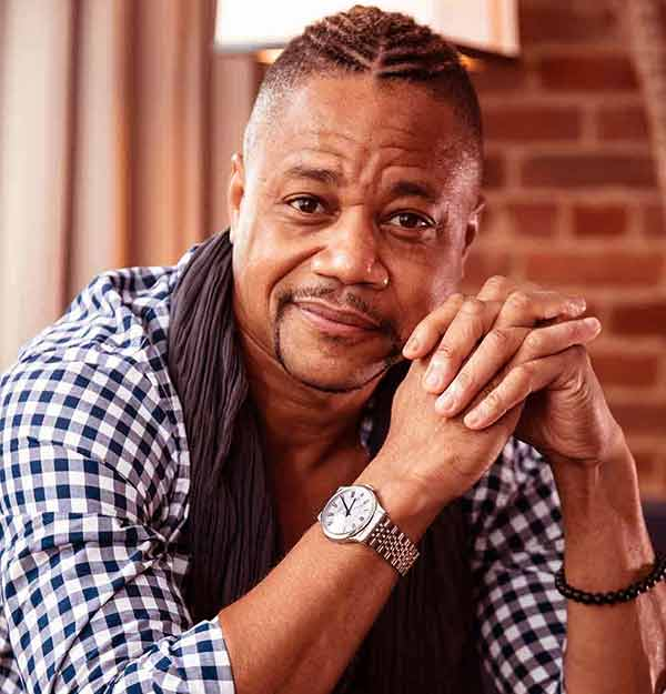 Image of American actor, Cuba Gooding Jr