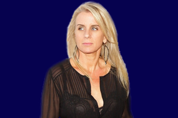 Image of Former school teacher, Sara Kapfer, the ex-wife of Cuba Gooding