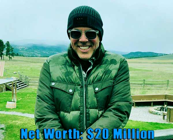 Image of TV Personality, Scott Yancey net worth is $20 million