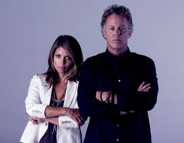 Image of Scott Yancey with his wife Amie Yancey
