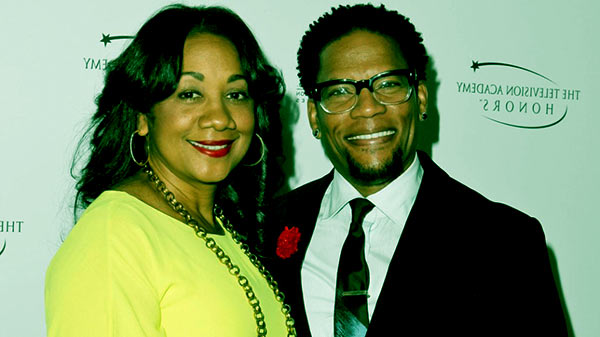 Image of Tyler Whitney Hughley parents D.L.Hughley (father) and Ladonna Hughley (mother)