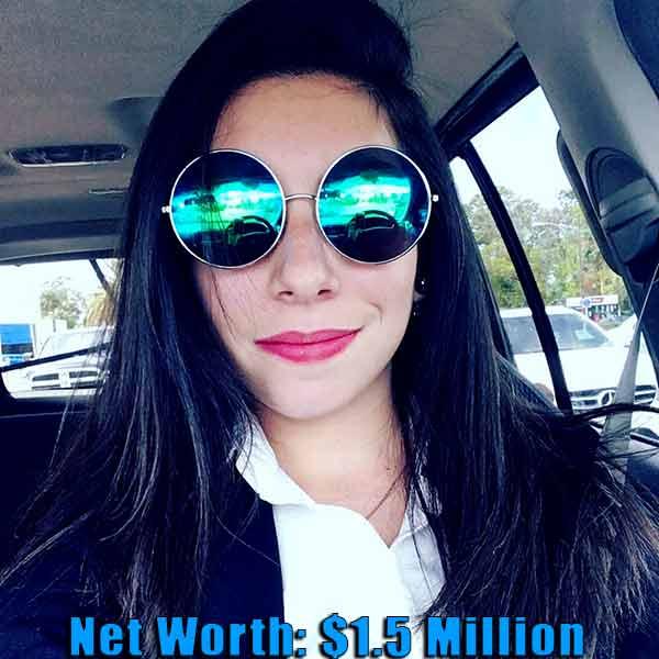 Image of Actress, Yvette Prieto net worth is $1.5 million