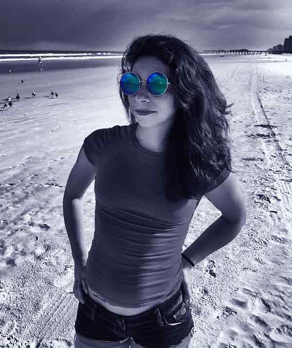 Image of Model, Yvette Prieto