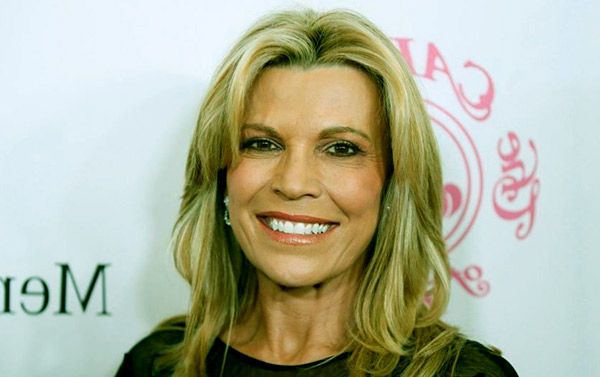 Image of TV Personality and George Santo Pietro's ex-wife Vanna White