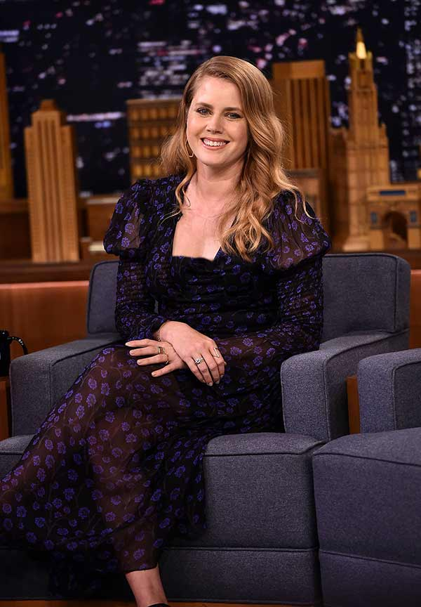 Image of Amy Adams height, weight and measuerment