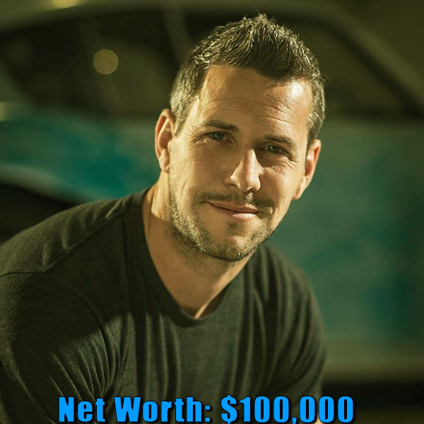 Image of Television presenter, Christina El-Moussa's husband Ant Anstead net worth is $100,000