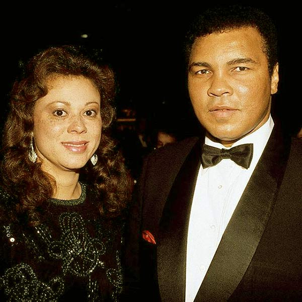 Image of Asaad Amin Ali parents Muhammad Ali (father) and Lonnie Ali (mother)