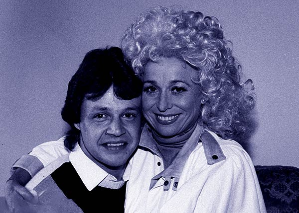 Image of Barbara Windsor with her second husband Stephen Hollings
