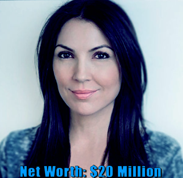 Image of American film director, Bethany Asthon Wolf net worth and salaary