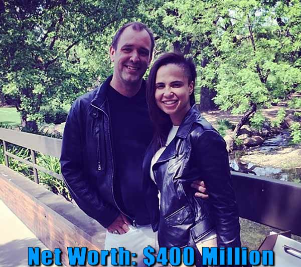 Image of MArried life of Boogie Tillmon ex-husband Trey parker net worth is $400 million