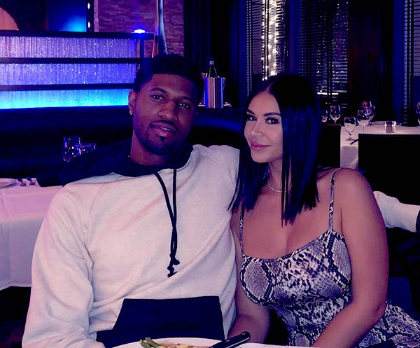 Image of Dating life of Daniela Rajic with her boyfriend Paul George