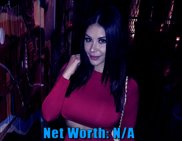 Image of wiki bio of Instagram influencer , Daniela Rajic net worth is currently not available