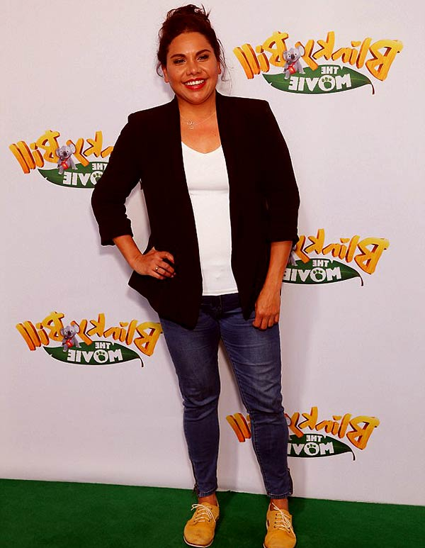 Image of Deborah Mailma height is 5 feet 4 inches