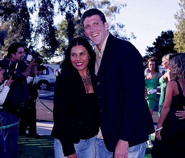 Image of Deborah Mailma married to husband Matthew Coonan