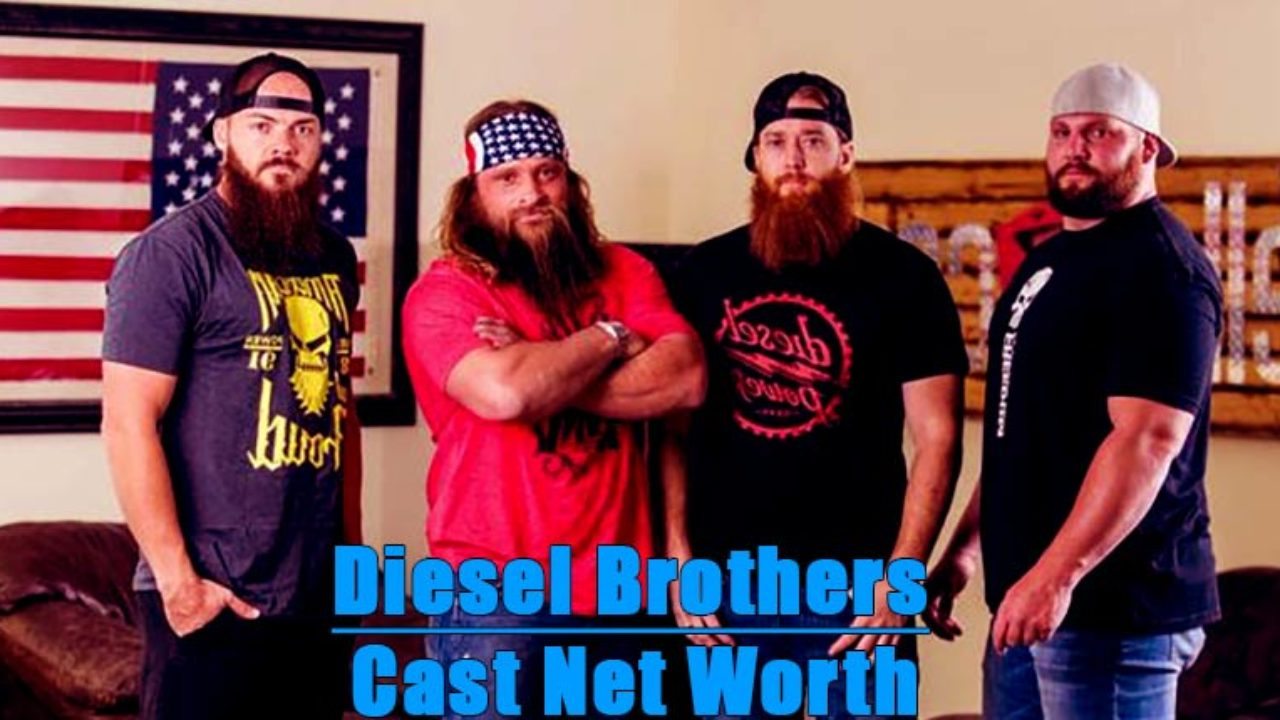 Diesel Brothers Cast >> Diesel Brothers Net Worth And Salary How Much Is Diesel
