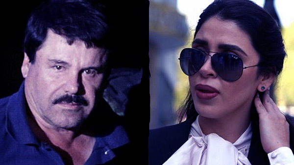 "Image of married life of Emma Coronel Aispuro and her husband Joaquin ""El Chapo Guzman"