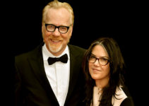 Image of Who is Adam Savage's wife Julia Savage. Wiki, Bio, Children, Married life, Net Worth