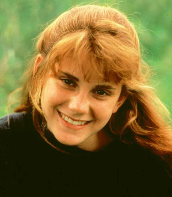 Image of Kerri Green from the movie, The Goonies