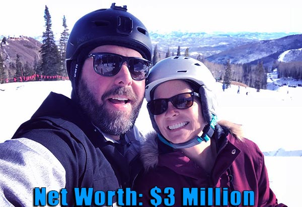 Image of Net worth and salary of LeeAnn Kreischer whose husband Bert Kreischer net worth is $3 million